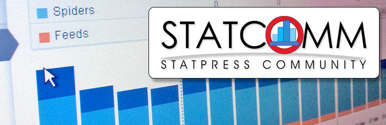 StatPress Community Pre-Release (formerly StatComm)